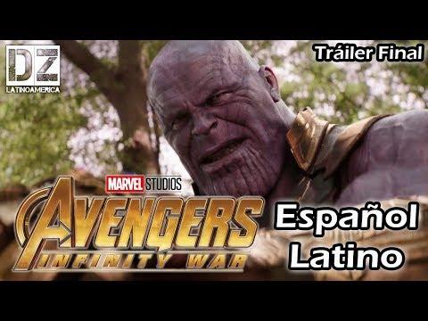 Avengers: Infinity War (Tráiler 2 - Final | Dob Español Latino) | DubZoneLA