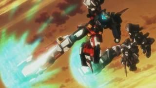 super robot wars og the inspector double blade kick