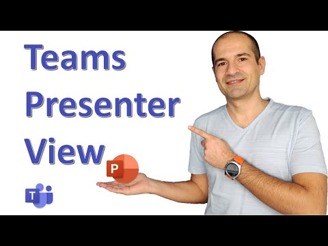How to use Presenter Mode in Microsoft Teams 📰