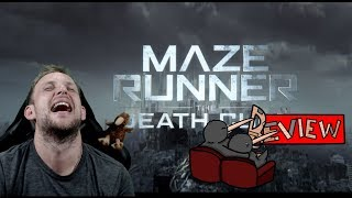 Kiwi Rant : Maze Runner The Death Cure Movie Review