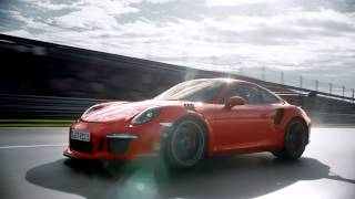 Porsche: The new Porsche 911 GT3 RS – Paparazzi.