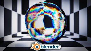 Blender - Stylized Glass Shade…