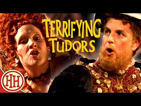 horrible-histories---the-terrifying-tudors-|-compilation