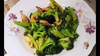 【stir fry broccoli】「stir fry broccoli」#stir fry broccoli,OneOne│清炒西蘭...