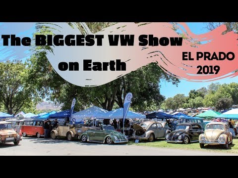 BIGGEST VW Show on Earth!