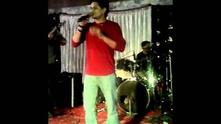 shahid babar live performance with aakash band