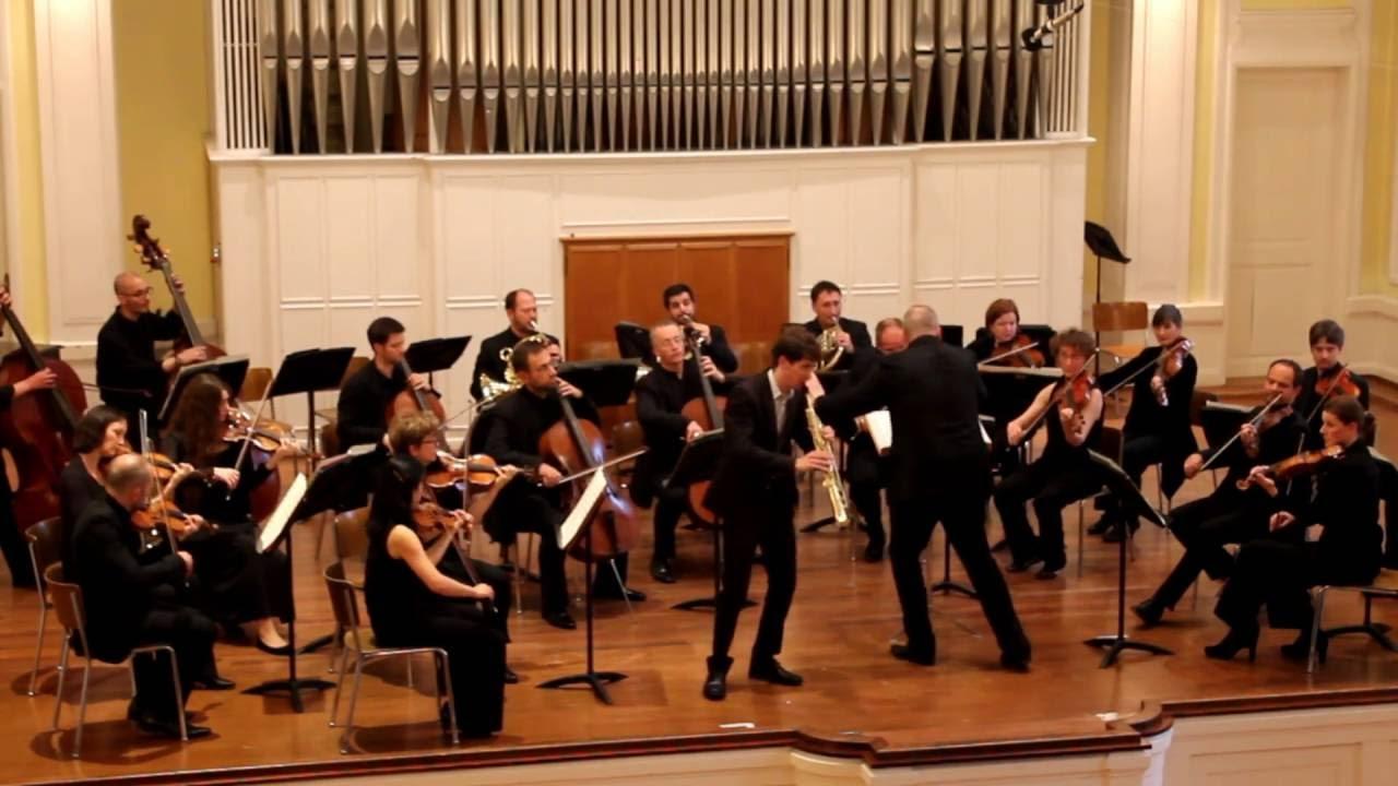 H. Villa-Lobos - Fantasia / Kammerorchester Basel - Pablo González