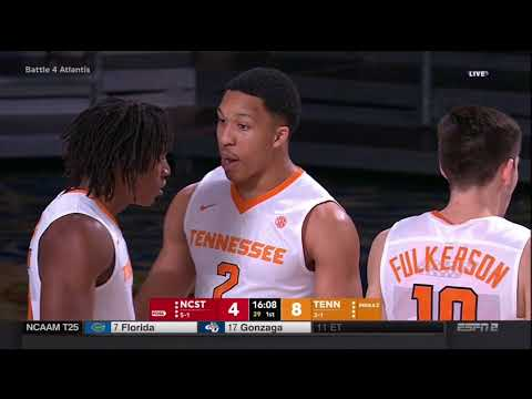 2017.11.24 NC State Wolfpack vs Tennessee Volunteers Basketball