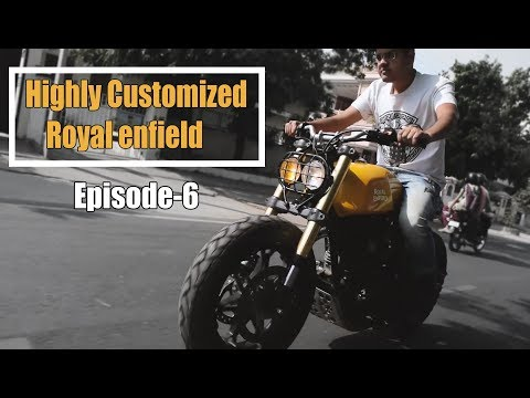 Royal Enfield Bullet Front Head Removed |Episode-6|