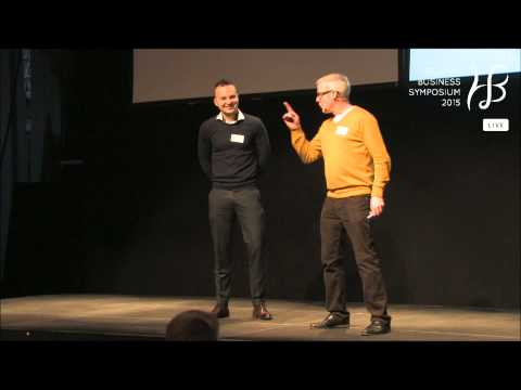 HBS 2015: Peter Kelly - Networking with confidence