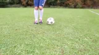 Rèn luyện kỹ năng chơi bóng như Zidane