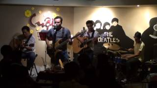 Chỉ còn mình anh - Cuội Acoustic - TP Pleiku (đêm 17/5)