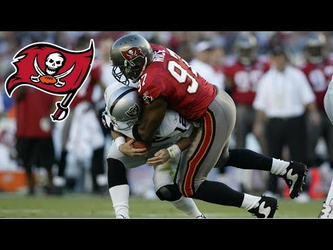 Simeon Rice Buccaneers Highlights: 97 Days till Kickoff