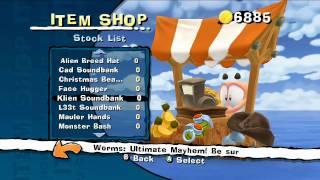 Worms Ultimate Mayhem - Customization Trailer (PC, PS3, Xbox 360)