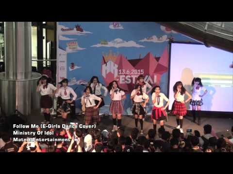 Ministry of Idol - Follow Me (Dance Cover E-Girls)