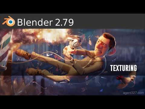Blender 2 79 Texture a face in stencil brush mode