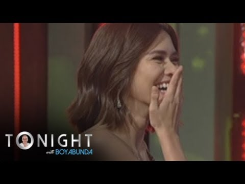 TWBA: Erich admits there's someone who makes her happy