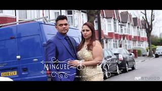 Minguel + Elcy | Goan Silver Wedding Highlights | London | NF Studio 2018