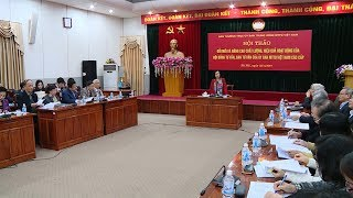 Đổi mới, nâng cao hiệu quả hoạt động của Hội đồng tư vấn Ủy ban MTTQ Việt Nam các cấp