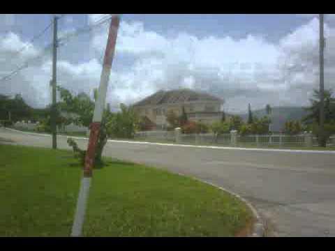 Cruising Mandeville, Jamaica
