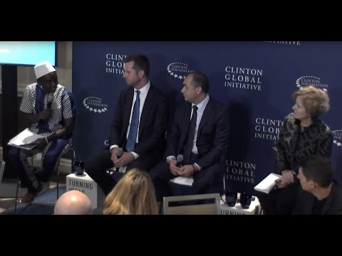 Achieving Universal Quality Education: Panel Discussion - CGI 2016 Annual Meeting