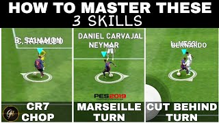 Pes 2019 mobile skills classic video