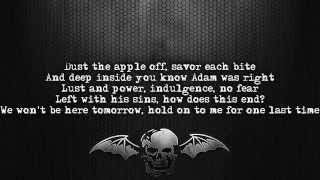 Baixar - Avenged Sevenfold The Wicked End Lyrics On Screen Full Hd Grátis