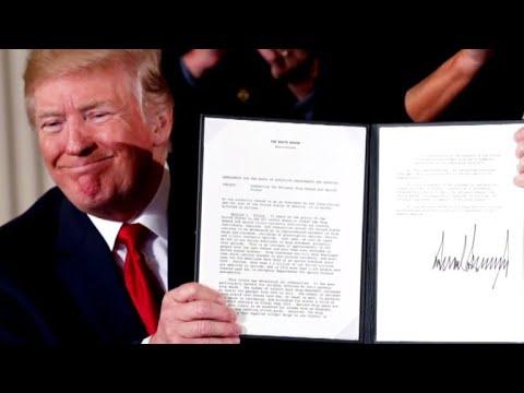 "Trump calls opioid crisis a ""national shame"""