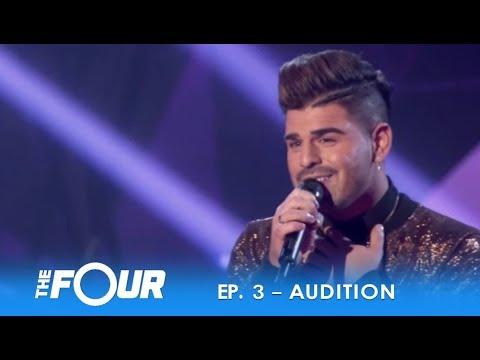 Matt Bloyd: Puts His Own SPIN On Whitney Houston! | S2E3 | The Four