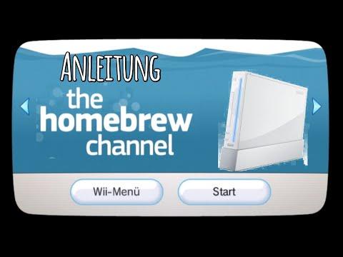 Wii Homebrew-Channel/Jailbreak Installieren+Extras