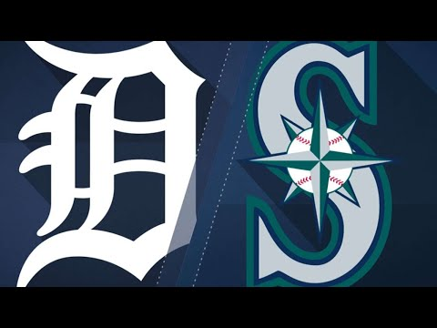 Mariners ride 5-run 7th to victory: 5/18/18