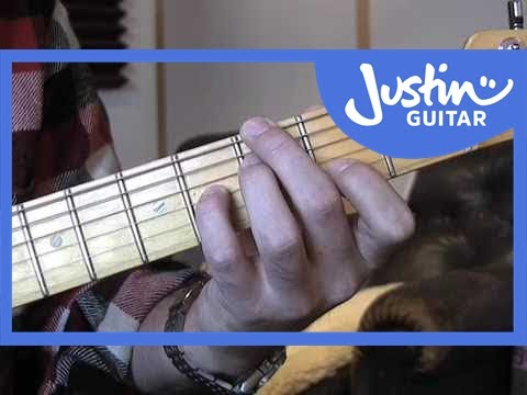 Altered Chords Grips - How to Play Jazz Guitar Lesson [JA-026]