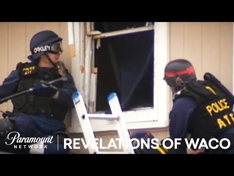 Operation Showtime: Who Shot First? (Ep. 3) | Revelations Of Waco | Paramount Network