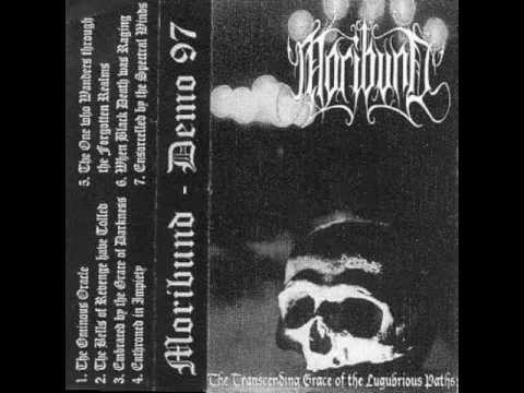Moribund - Enthroned in Impiety (1997) (Underground Black Metal Belgium)