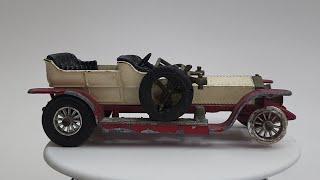 Matchbox Restoration Y10 1906 Rolls Royce Silver Ghost 1969