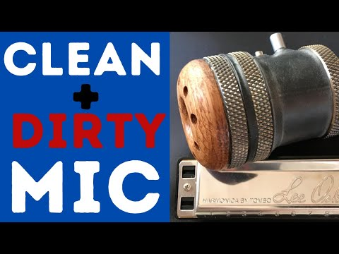 The Harp Mic With TWO Elements