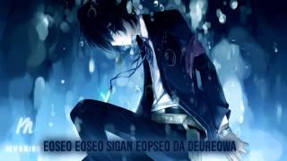 ♫♪【Nightcore】 NO EXIT (MONSTA X)♪♫
