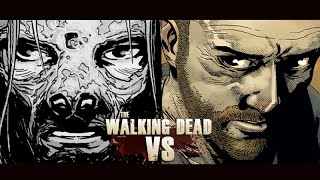 The Walking Dead Post 144 - The Survivors vs The Whisperers - Predictions!
