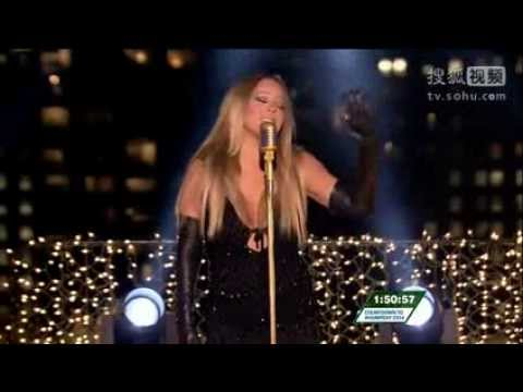 The Art of Letting Go - Mariah Carey (New Year's Eve with ...