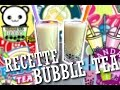 BUBBLE TEA | Recette (facile)