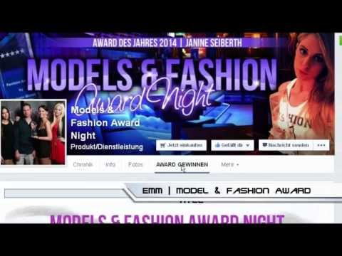Model & Fashion Award l So teilst du dein Bild