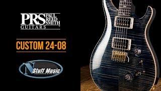 PRS 2019 Custom 24-08 - Faded Whale Blue