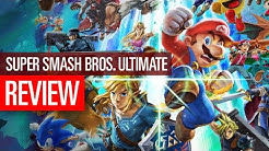 Super Smash Bros. Ultimate REVIEW | Der Nintendo-Prügler im Test