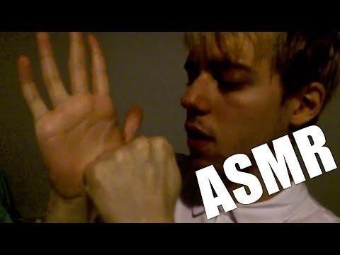 ASMR | Hand Reflexology For Relaxation