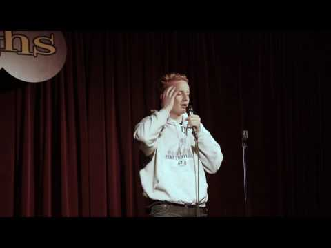 Paxton Neyman at Laughs Comedy Club Seattle