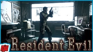 Resident Evil Part 11 | PC Horror Game Walkthrough | HD Remastered Gameplay