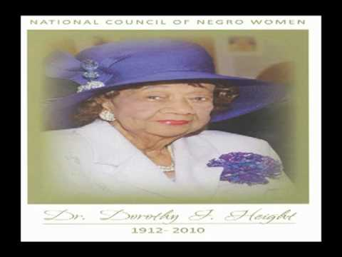 Dorothy Height Tribute 2010