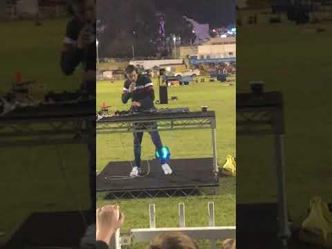 Sam Perry - Perth Royal Show 2018