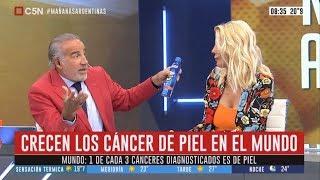 El consultorio del Dr. Capuya: Aumentan los cáncer de piel en el mundo