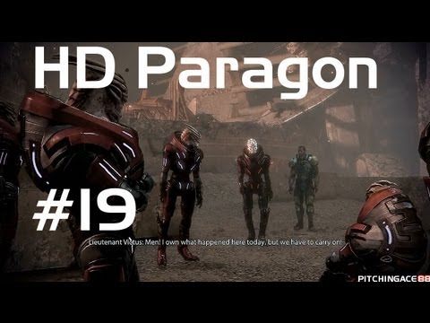 Lets Play Mass Effect 3 w/ Imported Paragon - Part 19 - War Zone